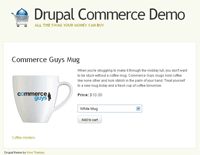 Drupal Commerce Demo