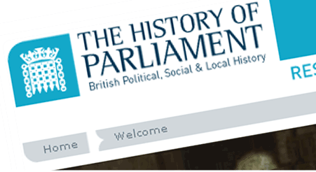 History of Parliament Online