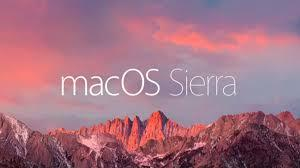 Upgrading to macOS Sierra